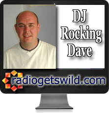 Rocking Dave Live Every Thrusday 8-11pm GMT